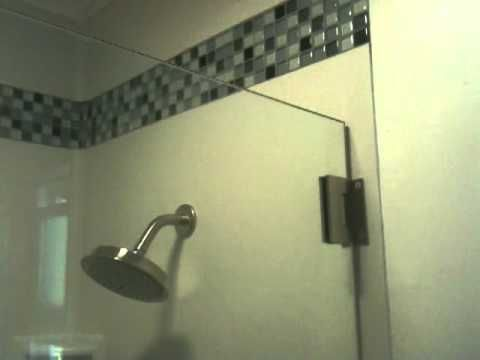 "▷ 38"" Shower Enclosure  Swanstone Shower  Youtube  Bathrooms Pleasing Youtube Bathroom Remodel Review"