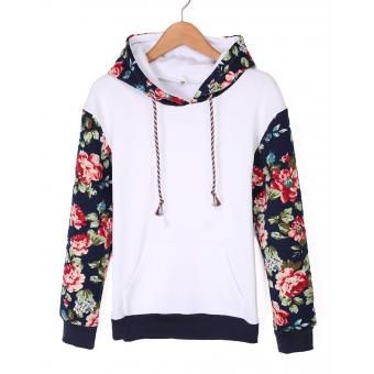 Cheap hoodie sweatshirt, Buy Quality hooded long sleeve directly from China  patchwork hoodie Suppliers: Autumn and Winter Women Loose Casual Pullover  Hooded ...
