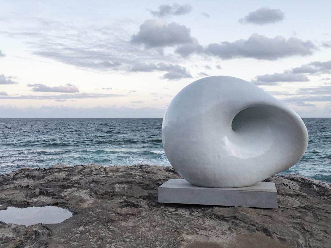 photo 4: sculptures by the sea 2015 had me speechless  #bondi #sculpturesbythesea #bonditobronte by anitapavlovichh http://ift.tt/1KBxVYg