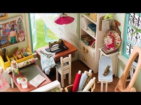 Diy dollhouse kit miniature sewing room lisas tailor youtube diy dollhouse kit miniature sewing room lisas tailor youtube solutioingenieria Images