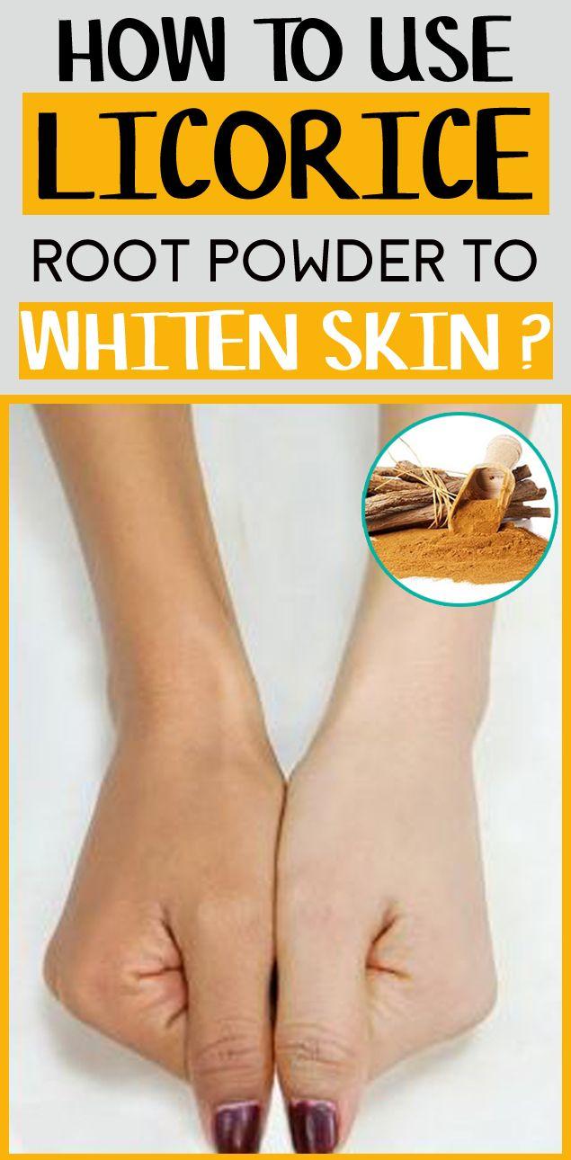 licorice for skin