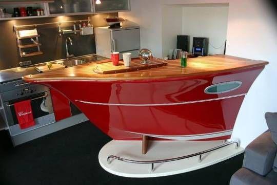 Boat Shaped Bar Counter Boat Bar Bar Counter Bars For Home