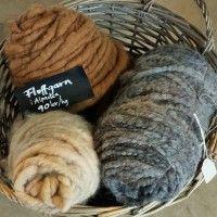 tjocka stickade plädar, chunky knits, alpacka garn, garner på nätet
