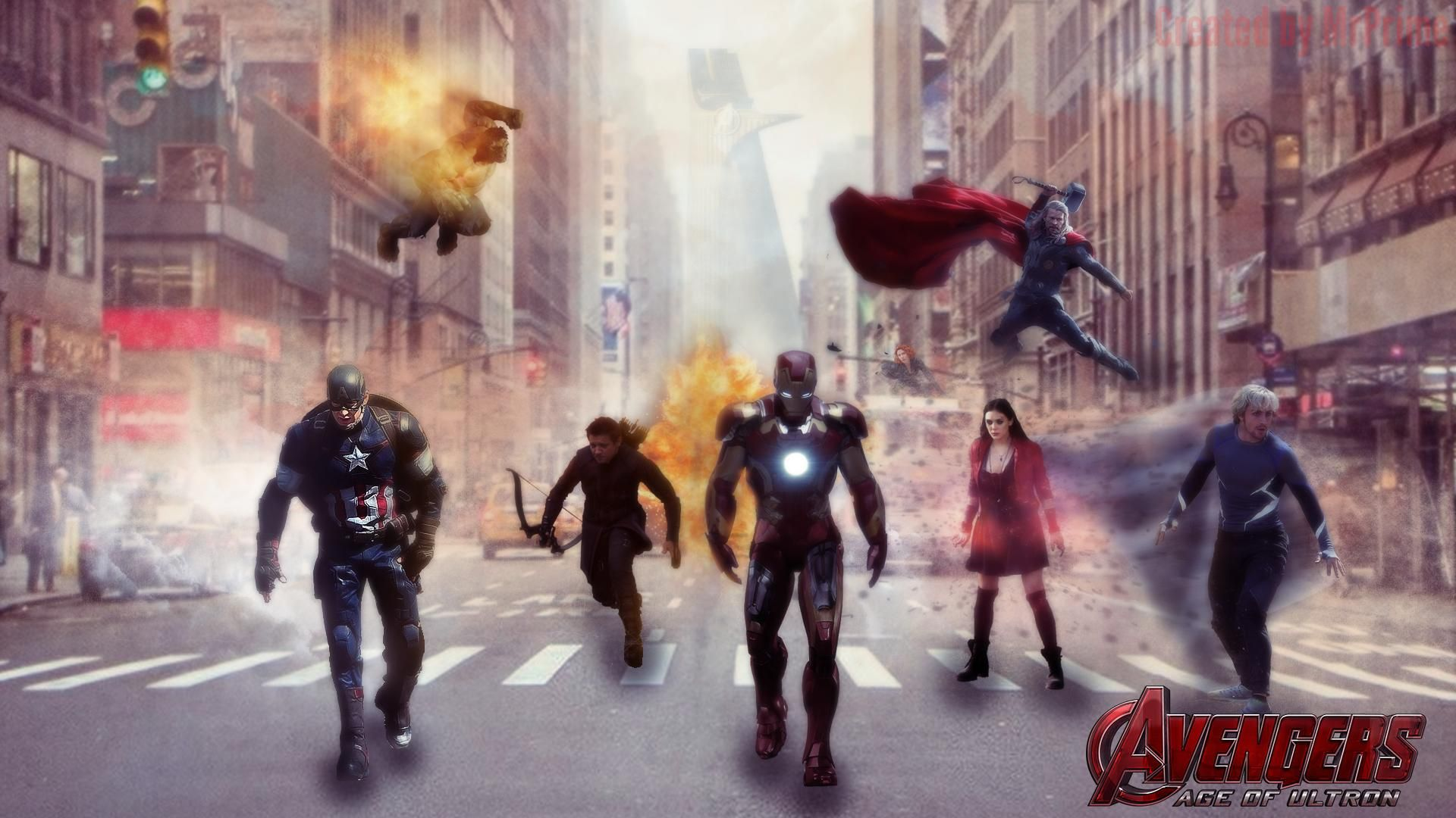 Avengers Age Of Ultron Wallpapers Widescreen With Images