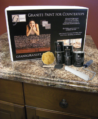 Enter To Win A Free Giani Granite Countertop Paint Kit Of Your Choosing!!  You Have Until March 7th, 2014 To Enter. Share This Opportunity With All  Your ...