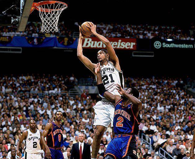Spurs Vs Knicks Detail: Knicks Vs Spurs Nba Finals 1999