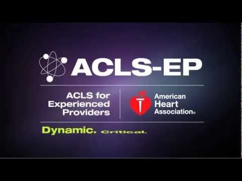 ACLS Certification and Recertification Online Course information ...