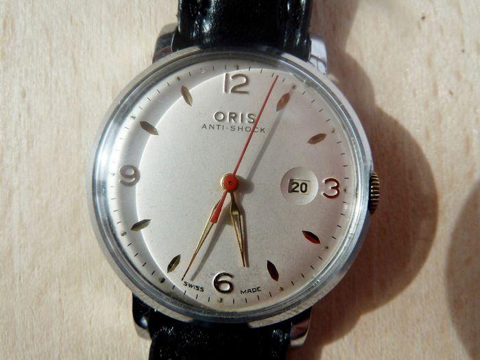Catawiki, pagina di aste on line  Oris – orologio vintage da uomo – anni '60