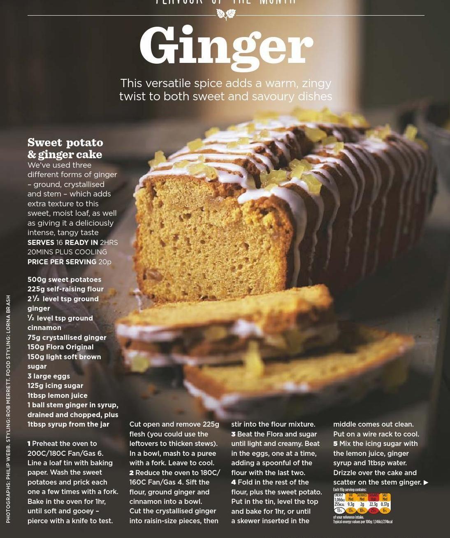 Asda Magazine February 2015 Cake recipes, Cake, Asda recipes