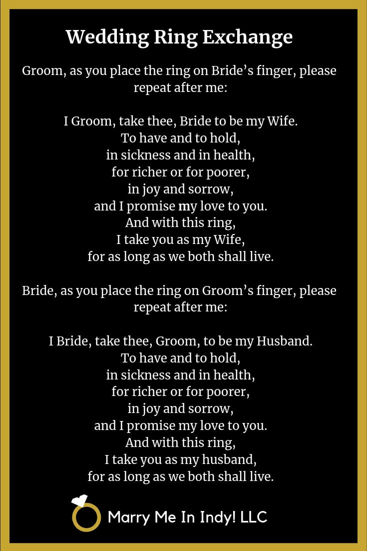 33+ Non religious wedding ceremony script pdf ideas in 2021