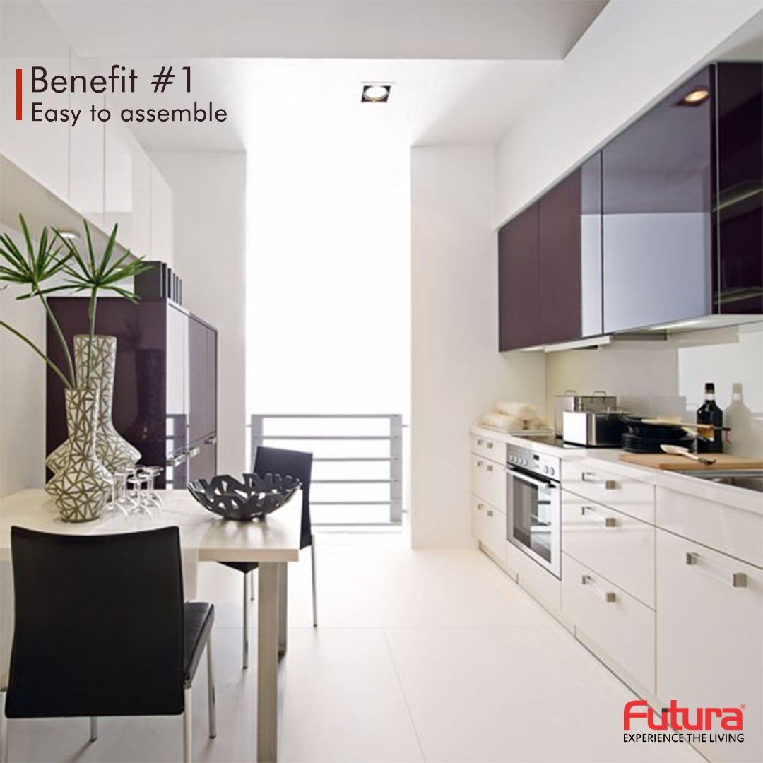 Decorate Your Home With Stunning Range Of Modular Kitchens Design!!!! We  Bring