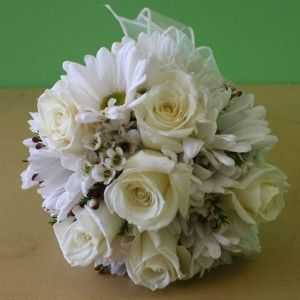 Daisy And Rose Wedding Bouquet Packages Yellow Wedding Flowers Daisy Wedding Flowers