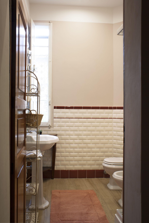 ceramic tile #bathroom wall #white wall # bone wall #bathroom ...