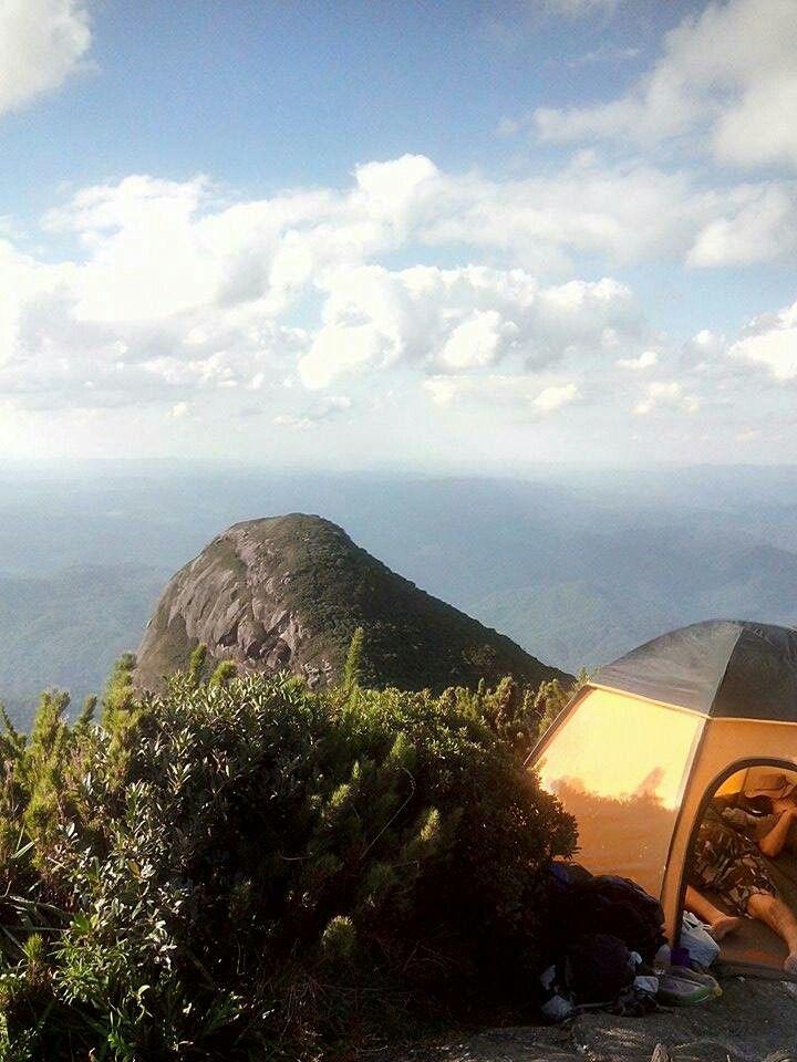 Pico do Paraná - Primeira vez