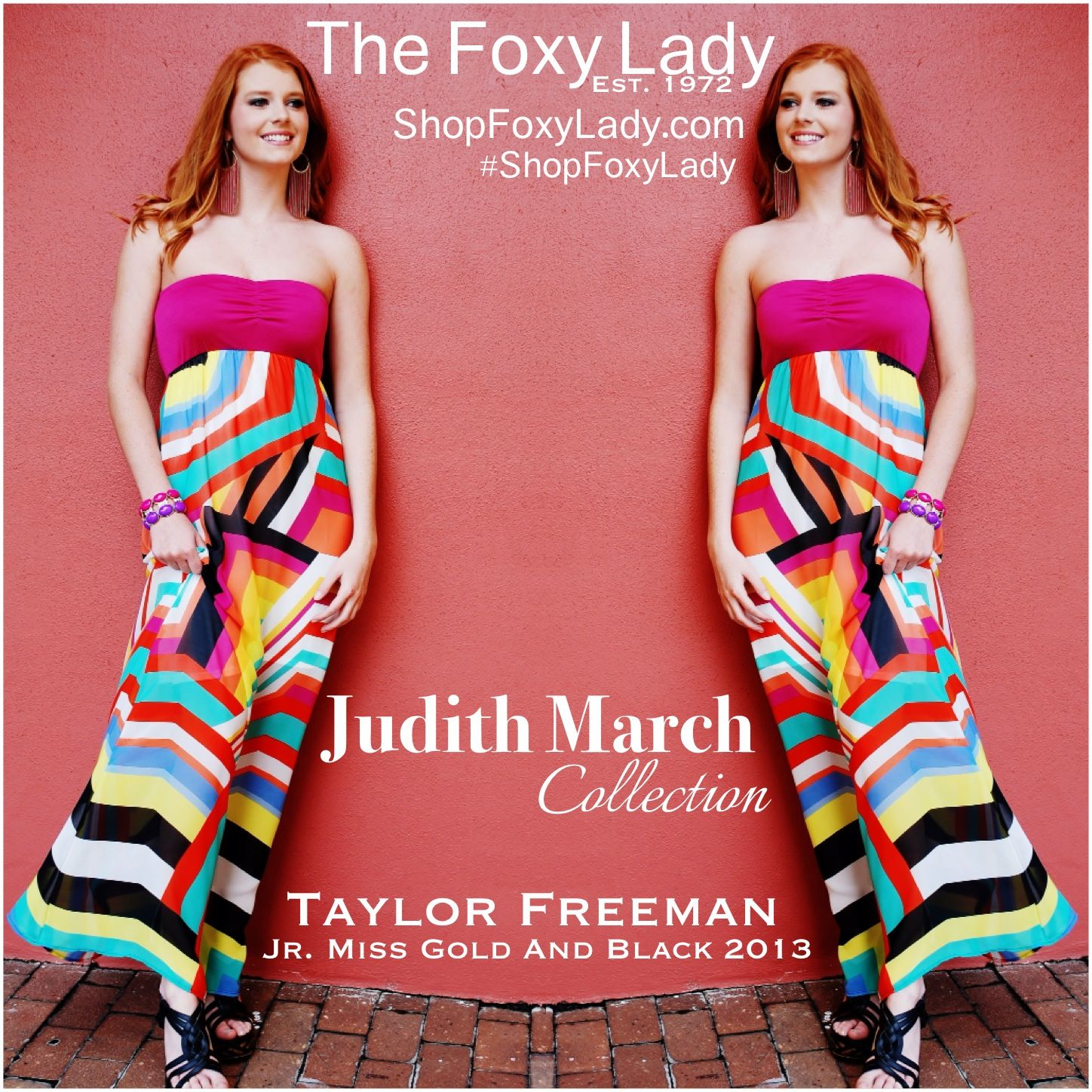 Judith March #Maxi #Dress! #Fabulous & #Flirty and Oh SO #FOXY ...