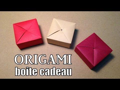 Super mais fácil   Origami - Tutoriais   Pinterest   Cadeaux de dernière  UR33