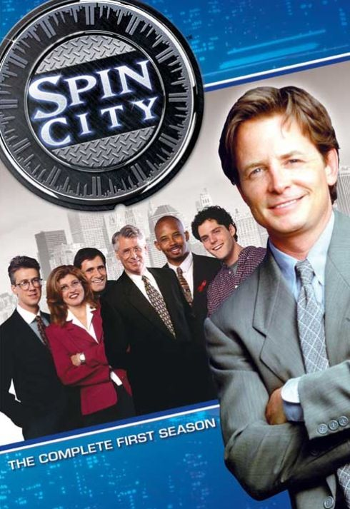 Spin City With Images Spin City Tv Series