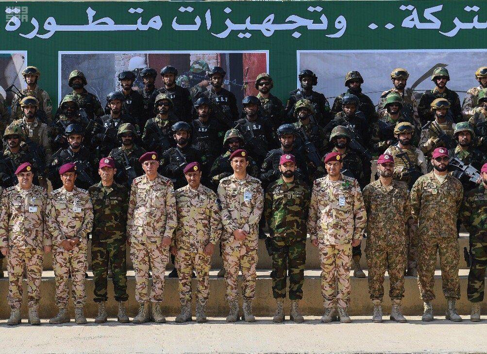 بالصور 5 أهداف لتمرين الشهاب 2 بين القوات الخاصة السعودية والباكستانية Fashion Sequins Skirts