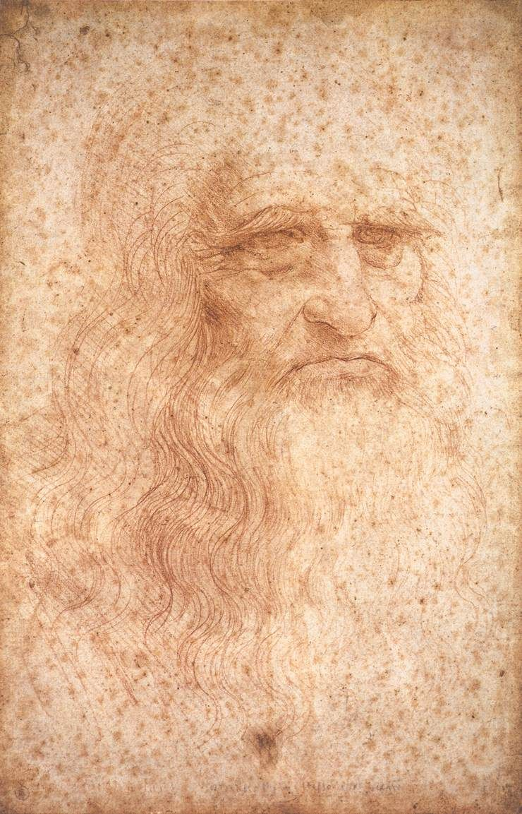 Leonardo Da Vinci 1452 1519 Http Upload Wikimedia Org Wikipedia