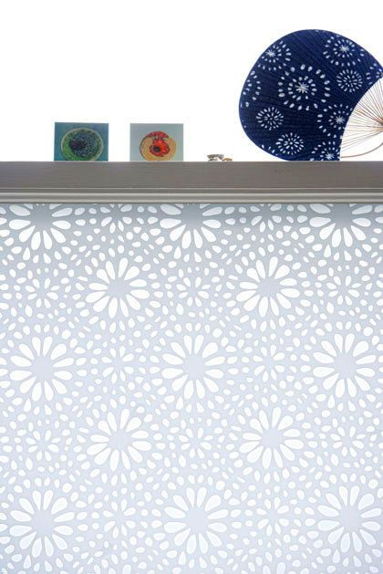Emma jeffs window film:  Image of Otto - The White Collection