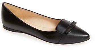 01bbf974f Nine West 'Saxophone' Flat (Women) on shopstyle.com | Shoes in 2019 ...