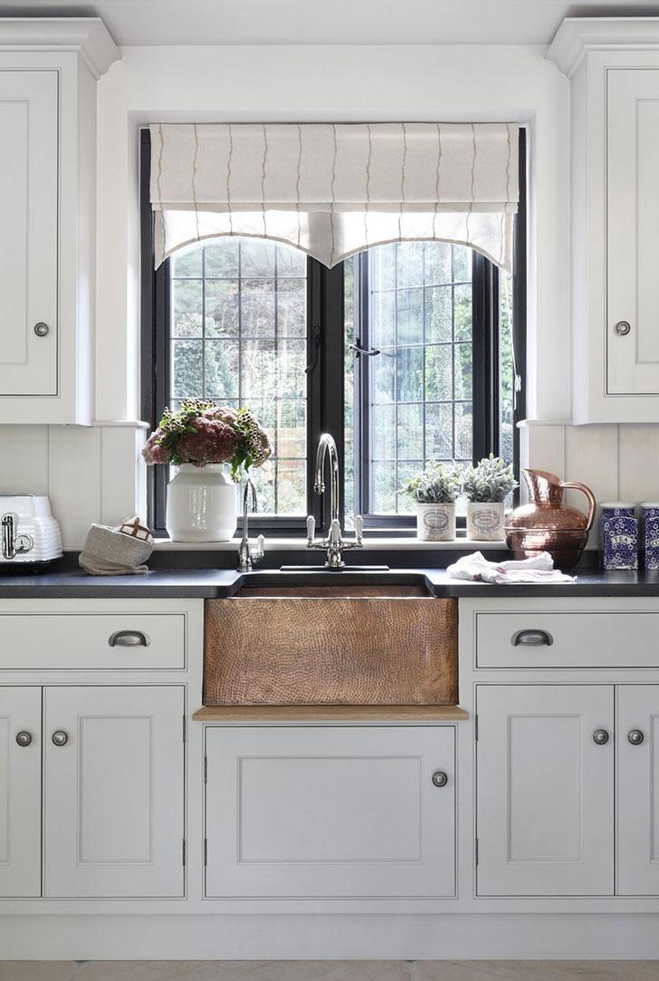 Velikolepnyj Dom V Anglijskoj Glubinke Foto Idei Dizajn Kitchen Remodel Design Classic Kitchen Design Home Decor Kitchen