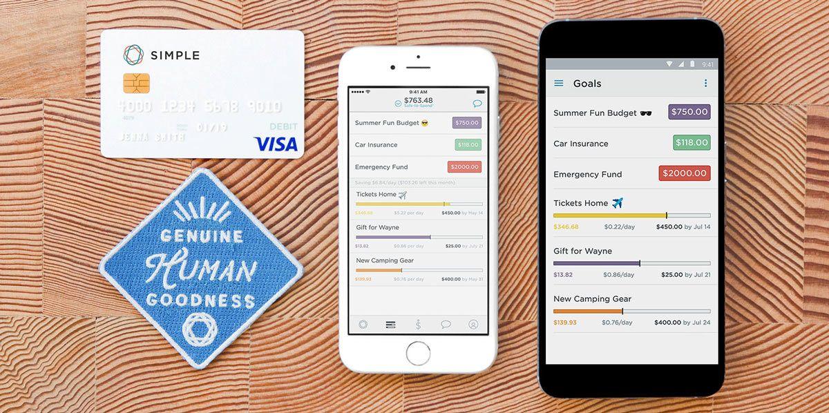 simple home budget app