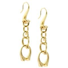 Buy an authentic Gucci Nail Gold Drop Earrings at the best and lowest price  online. dbbbc7f1d29e6