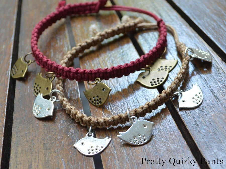 30 Must Make Diy Bracelets Diy Charm Bracelet Beaded Bracelets Diy Macrame Bracelet Diy