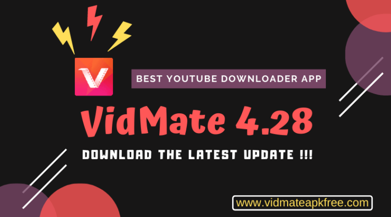 VidMate APK All Download Latest Version to Old Version in