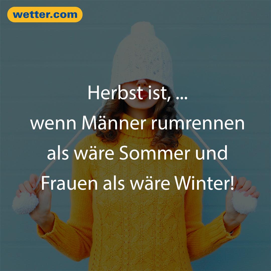 Wetterprognose Oktober 2020 Warmphase Des Schaukelherbstes Herbst Spruch Lustige Spruche Coole Spruche