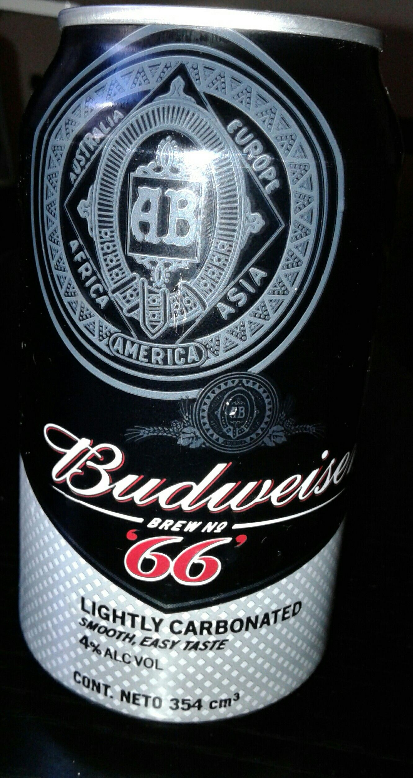 Budweiser Brew nro 66 | Beer Cans | Beer, Bottle, Brewing