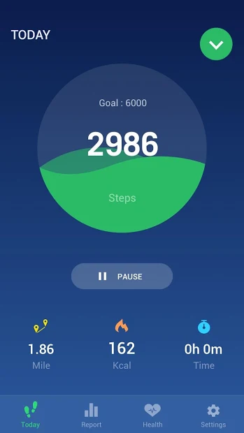 Step Counter Pedometer Free & Calorie Counter Apps on