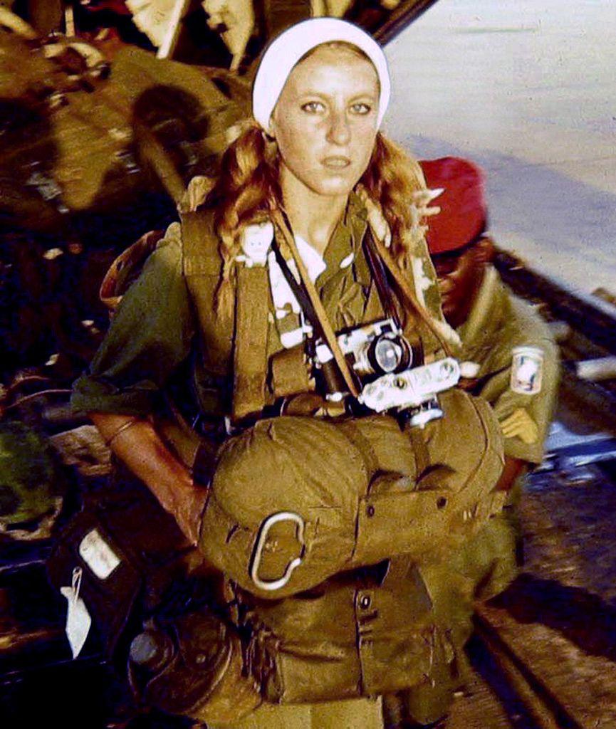 Catherine Leroy Photojournalist - Vietnam 1960s