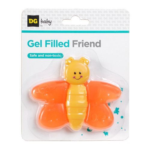 Swiggles Gel Friend Teething Toy | Baby gel, Teething toys ...