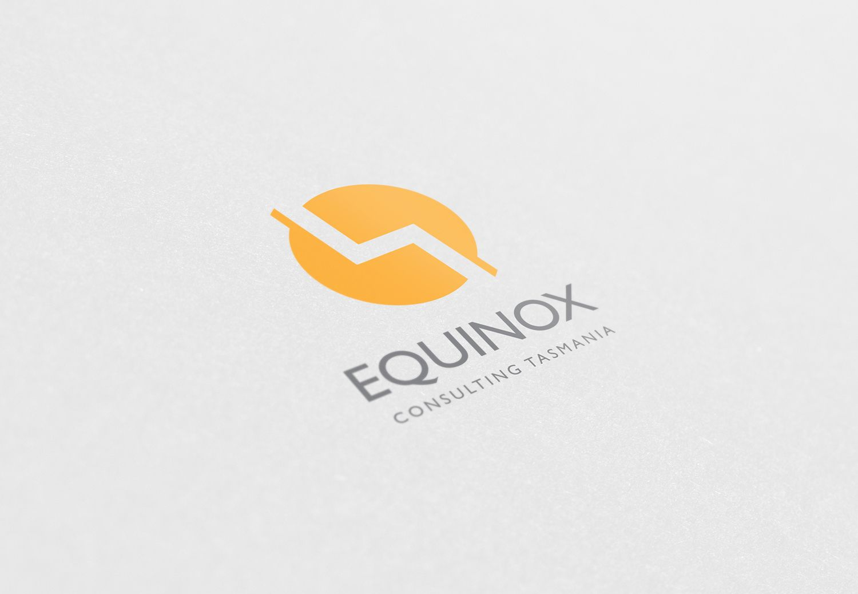 Equinox consulting branding logo design business card design by equinox consulting branding logo design business card design by elitivia creative agency launceston tasmania reheart Choice Image