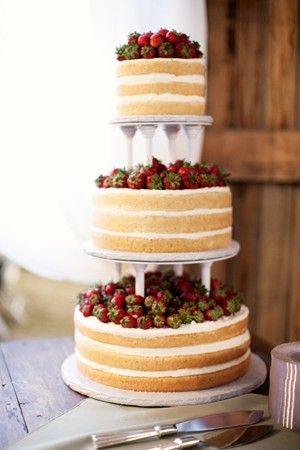 10 Summer Picnic Wedding Ideas Strawberry CakesSummer CakesCake WeddingStrawberry Shortcake CupcakeAngel Food