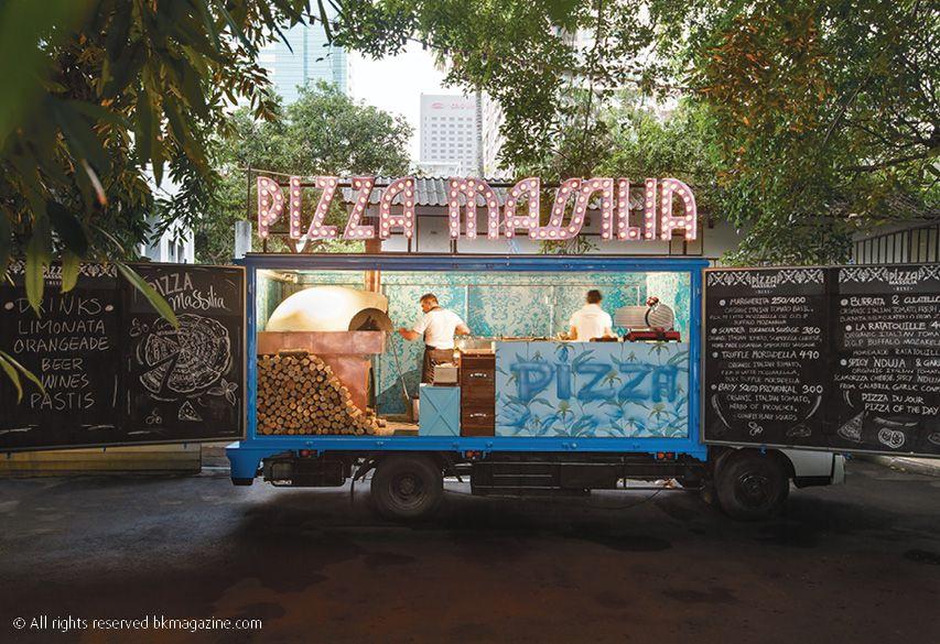 Bangkoks best new food trucks of 2015 food truck food