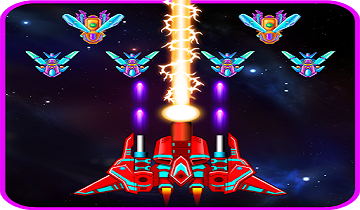 galaxy attack alien shooter mod apk 5.7