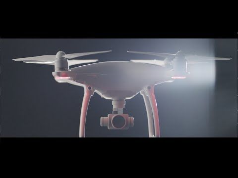 Phantom 4 - The quadcopter that you just can't crash! – Dynnex Drones