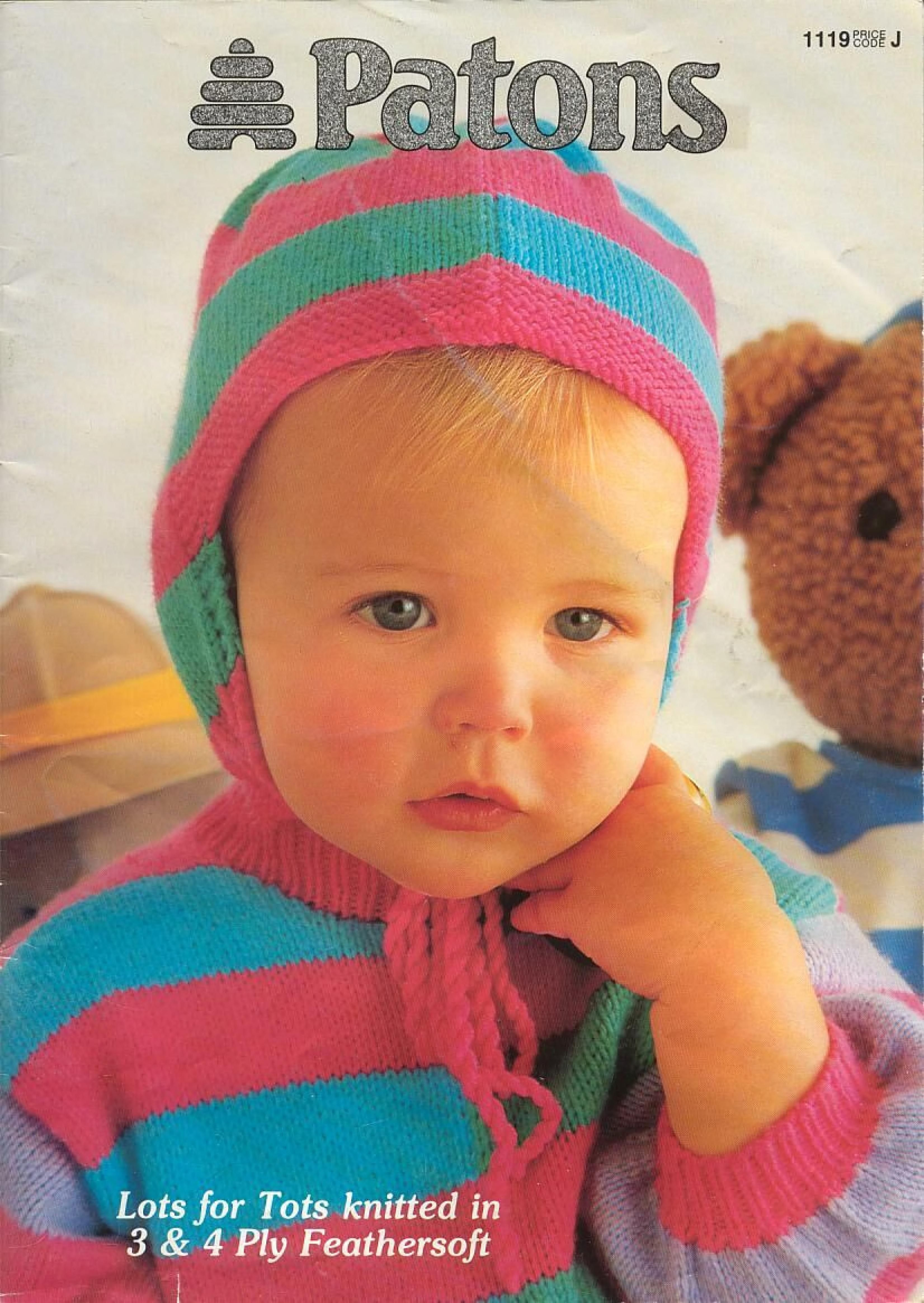 Patons 1119 lots for tots free pattern books pinterest patons 1119 lots for tots free textknitting magazinepattern bankloansurffo Image collections