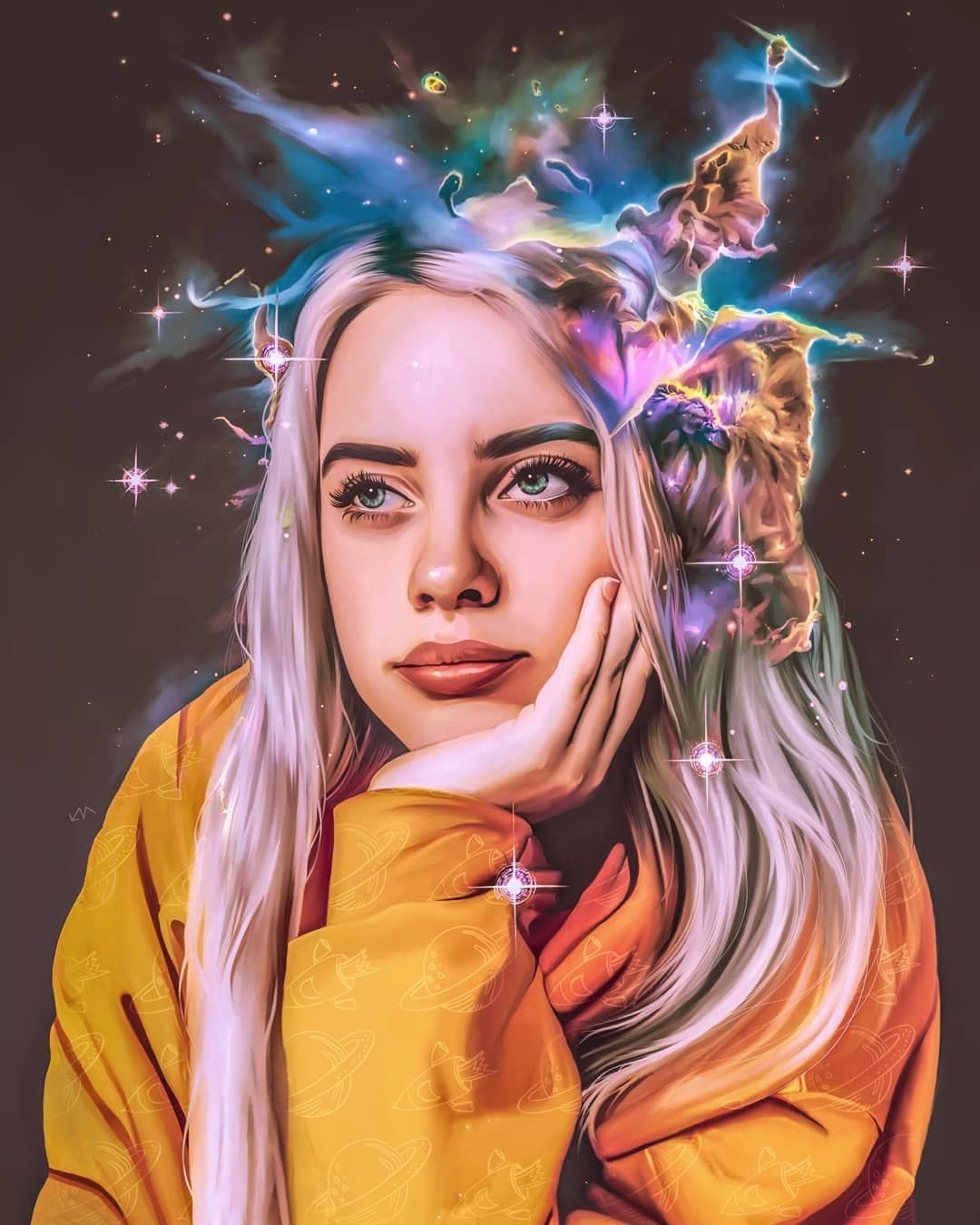 Pin By Veronica Trouve On Billi Elish Billie Eilish Billie Singer