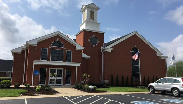 Man's gun discharges while attending Easter service at Gladeville church