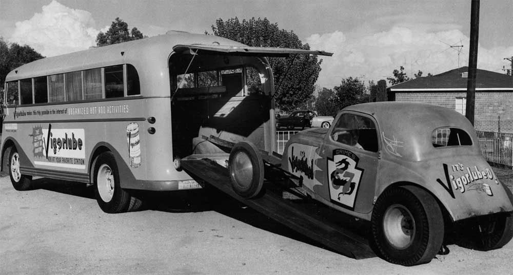 old race car haulers - Page 84 - Yellow Bullet Forums | Vintage Race ...