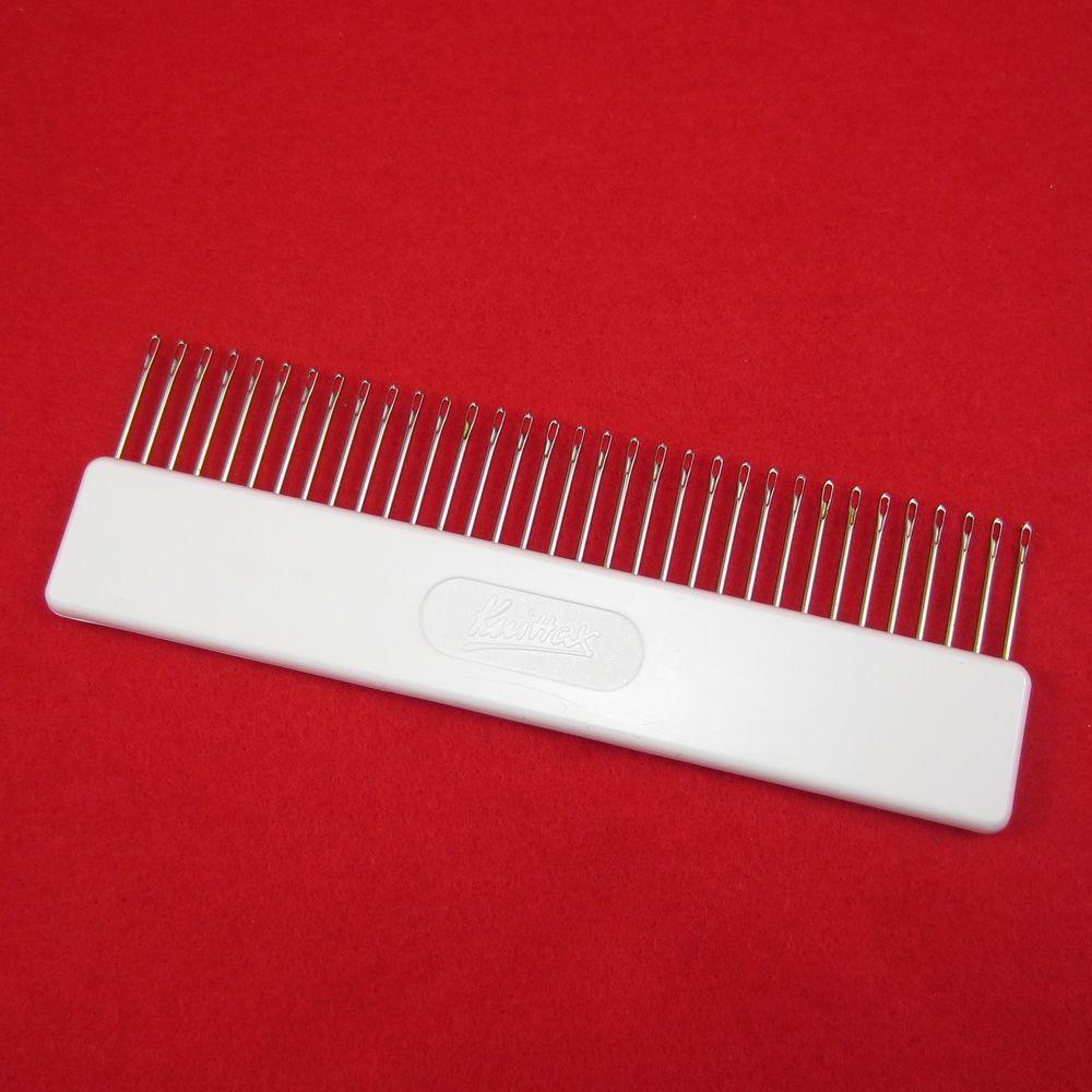 Transfer Needle 3.9g knitting machine Deckernadel 6.5mm 1//3 für Strickmaschine