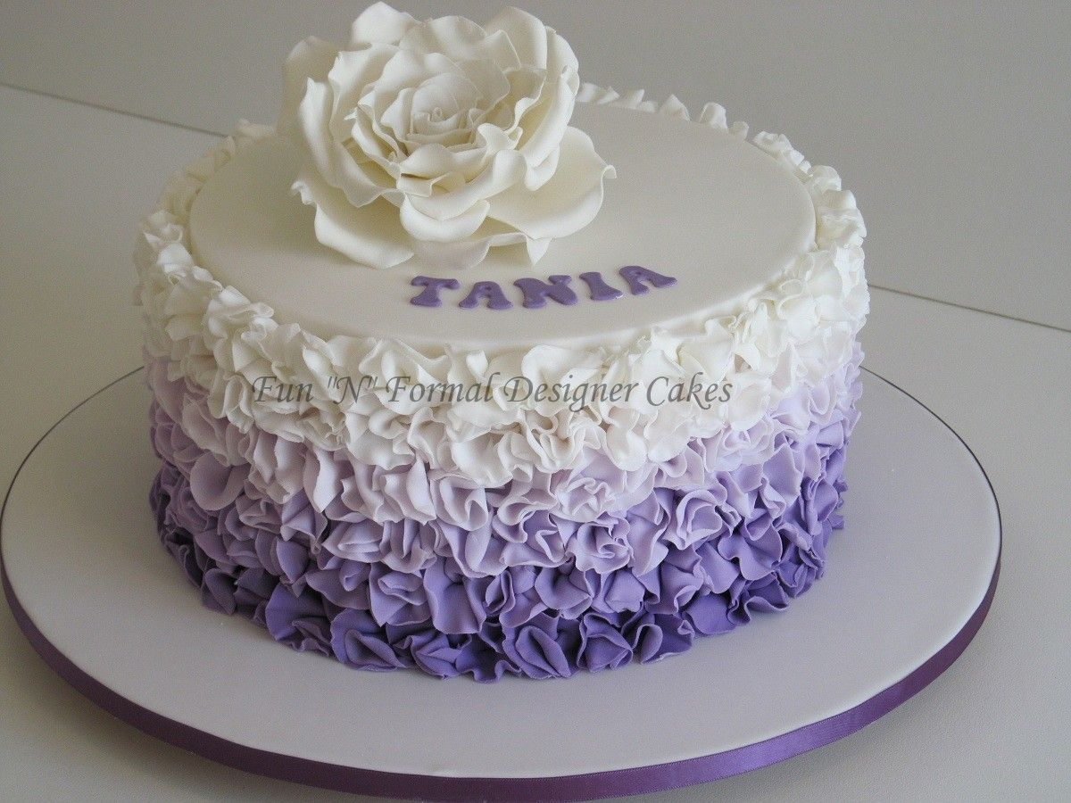 Pin By Fun N Formal Designer Cakes On Birthday Cakes For