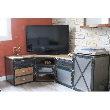 meuble tv angle meuble d angle meuble tv