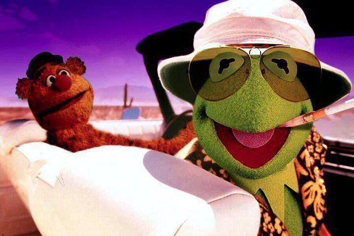 Fear & Muppets