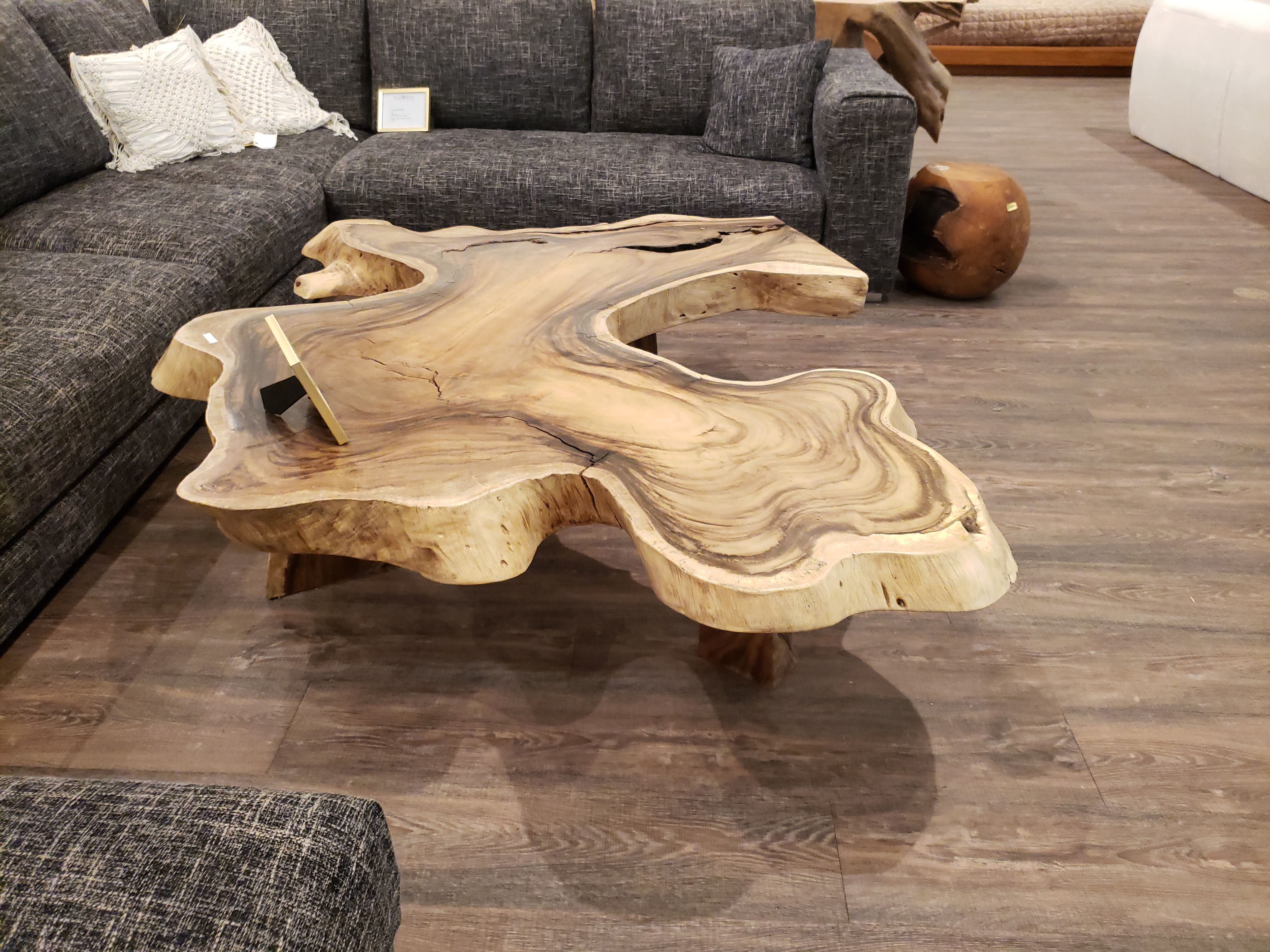 Live Edge Coffee Table Live Edge Wood Table Live Edge Coffee Table Wood Table Design [ 3024 x 4032 Pixel ]