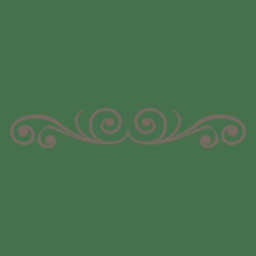 Curvy Swirls Divider Decoration Ad Sponsored Affiliate Swirls Divider Decoration Curvy Swirls Background Design Graphic Image